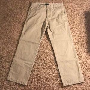 Men's Banana Republic Khaki Pants - 30x30